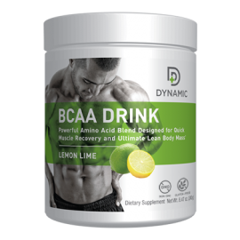 Dynamic BCAA Drink - Lemon Lime