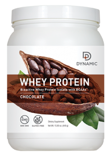 Dynamic Whey Protein - Chocolate (14 Servings)