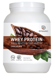 Dynamic Whey Protein - Chocolate (28 Servings)